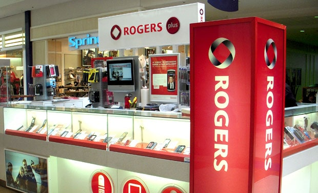 Rogers booth
