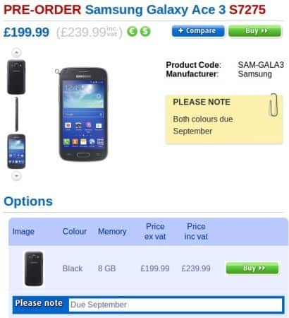 Samsung-Galaxy-Ace-3-UK-pre-order