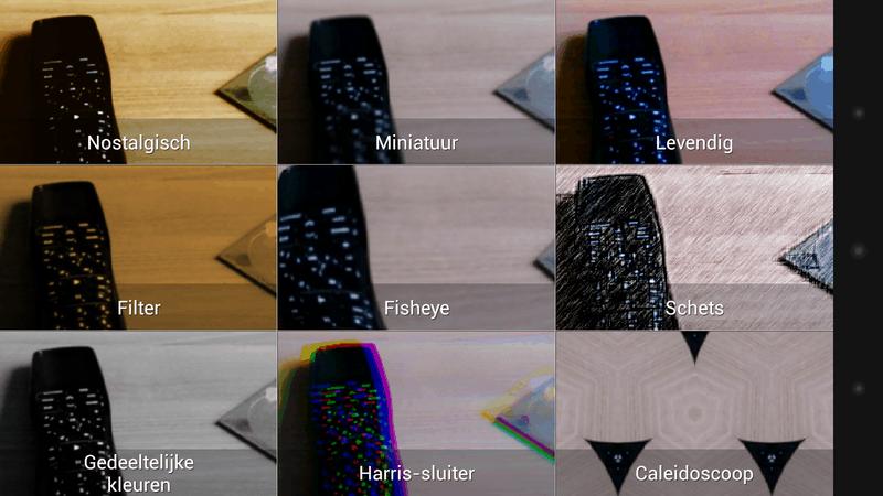 Sony Xperia Honami cam 3