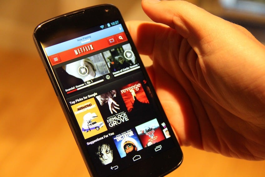 Netflix is ready to cast and more are going to be joining very soon