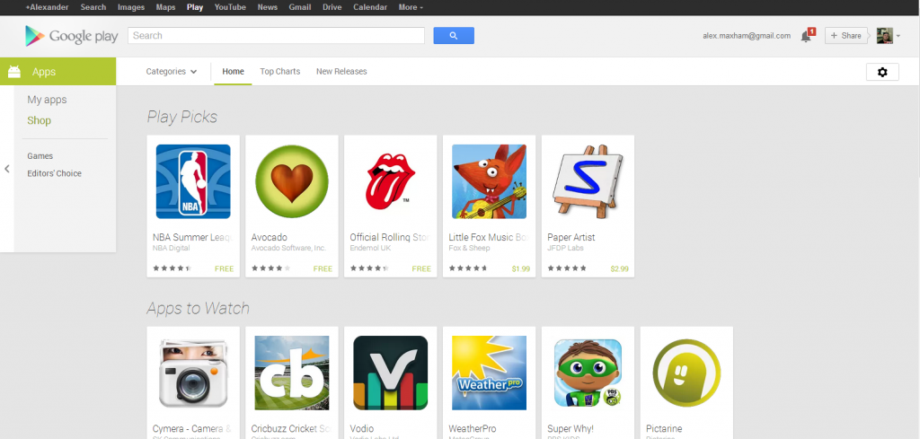 new-play-store-apps