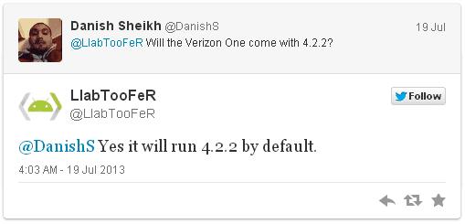 verizonhtcOne4.2.2