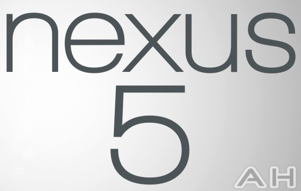 Android Nexus 5 Logo 2
