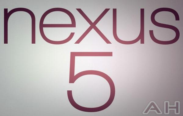 Android Nexus 5 Logo 3