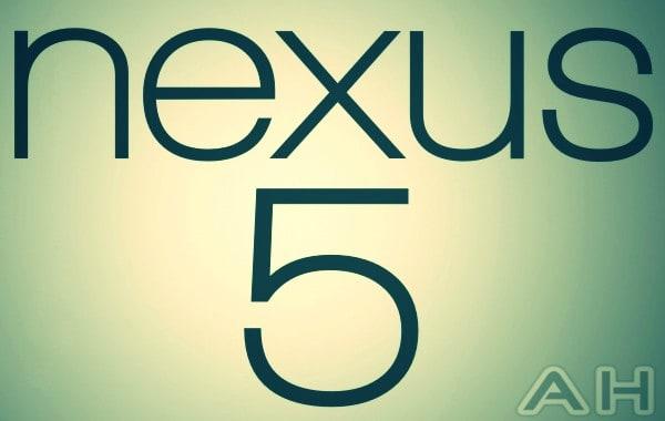 Android Nexus 5 Logo 5