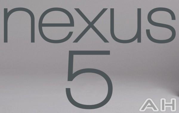 Android Nexus 5 Logo