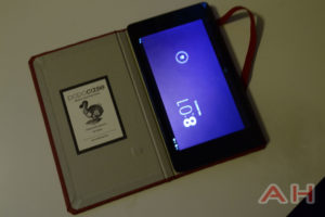 Review: DODOCase Hardcover Solid for the Nexus 7 (2013)