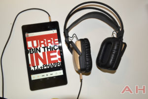Review: Griffin WoodTones Over-The-Ear Headphones