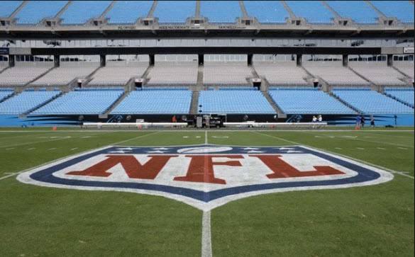 Google NFL Field
