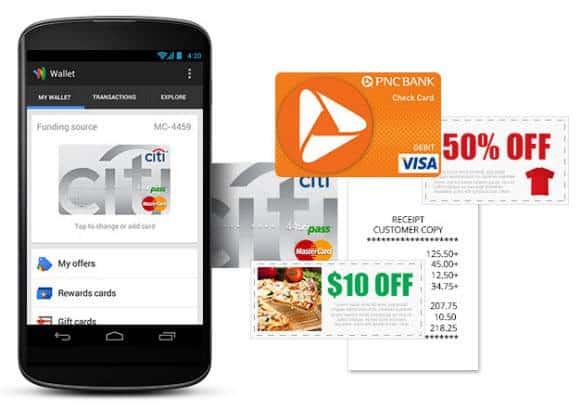 Google Wallet Promos