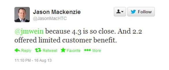 HTC 4.3 Twitter 1