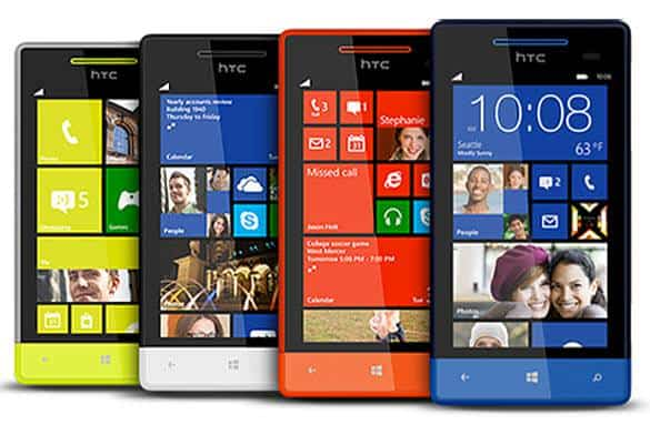 HTC 8S Two-Toned