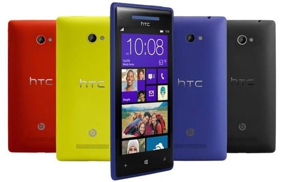 HTC Windows Main