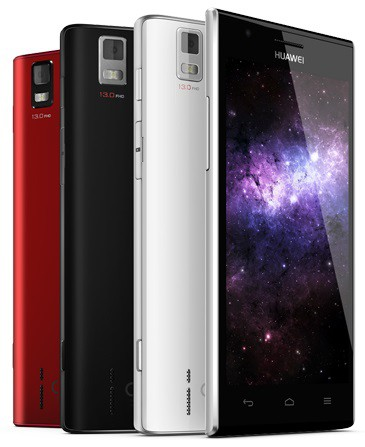 Huawei-Ascend-P2-red-black-white