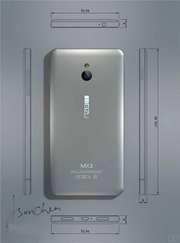 Meizu-MX3-Back