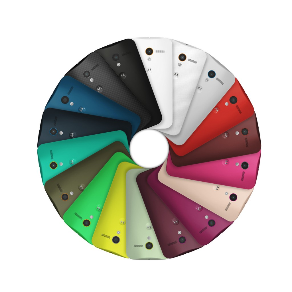 Moto X press Shot 7