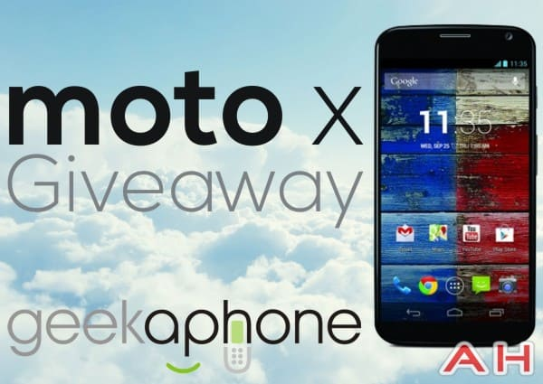Motorola Moto X Giveaway Android Headlines