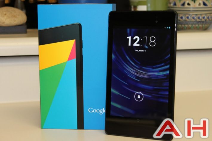 Google Play Store Is Not Selling The Nexus 7 Anymore