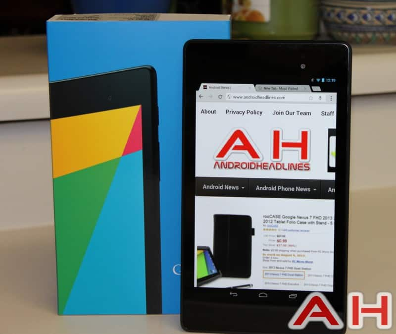 New Nexus 7 2 AH 004
