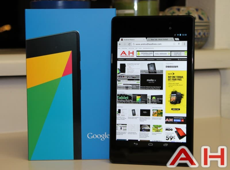 New Nexus 7 2 AH 006