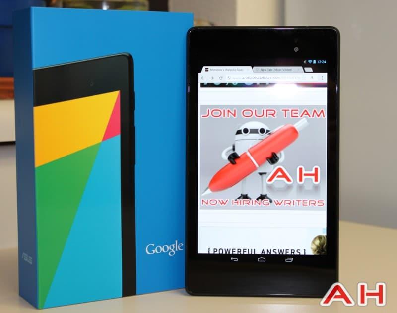 New Nexus 7 2 AH 09