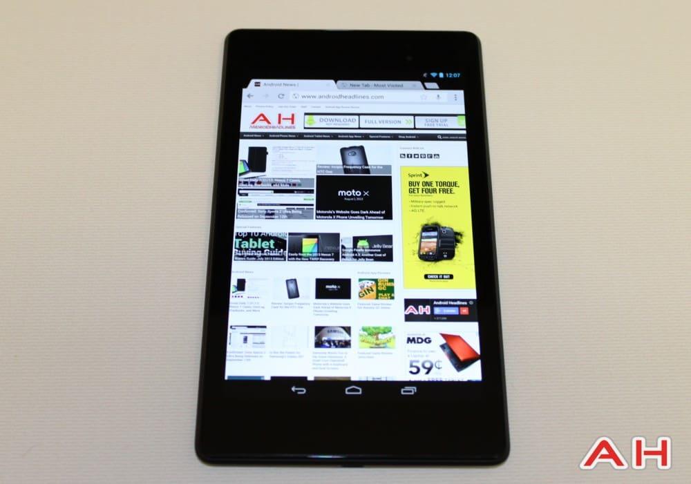 New Nexus 7 2 AH 14