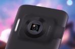 Oppo N1 Lense Close up Press Render