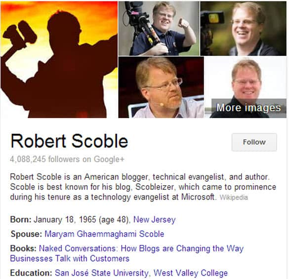 Robert Scoble Bio