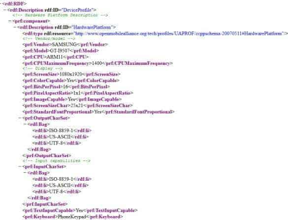 Samsung GT-I9507 User Agent