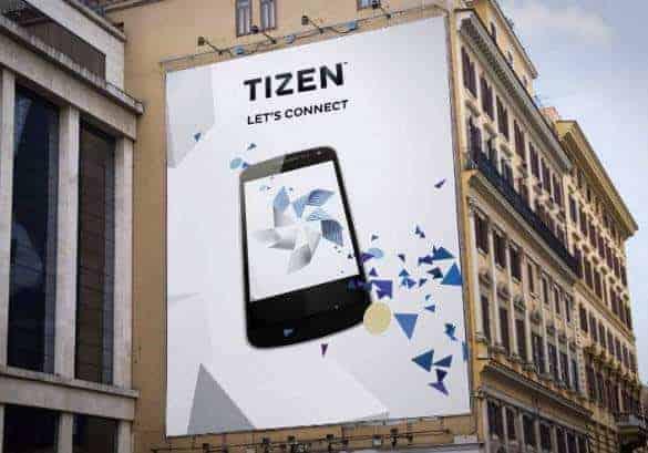 Tizen Poster