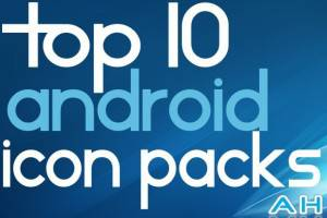 Top 10 Best Android Icon Packs Apps