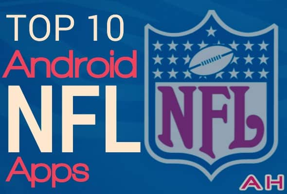 Top 10 Best Android NFL Apps 2013 2