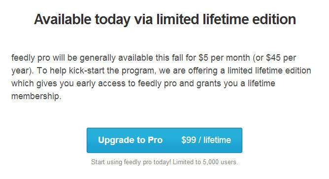 feedly pro3