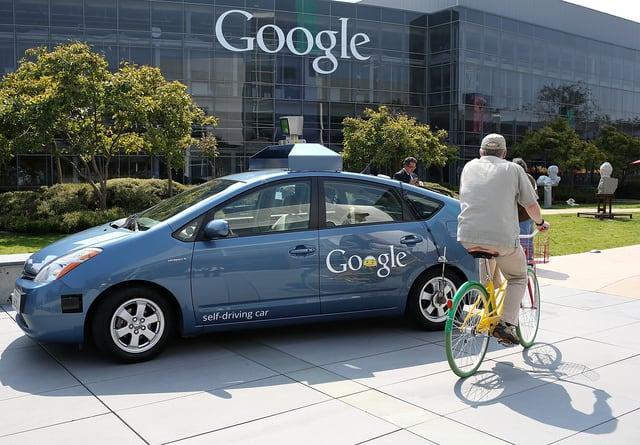 google robotaxis