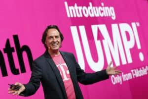 T-Mobile's CEO Fires Back at AT&T For Offering T-Mobile Customers Cash to Switch to AT&T