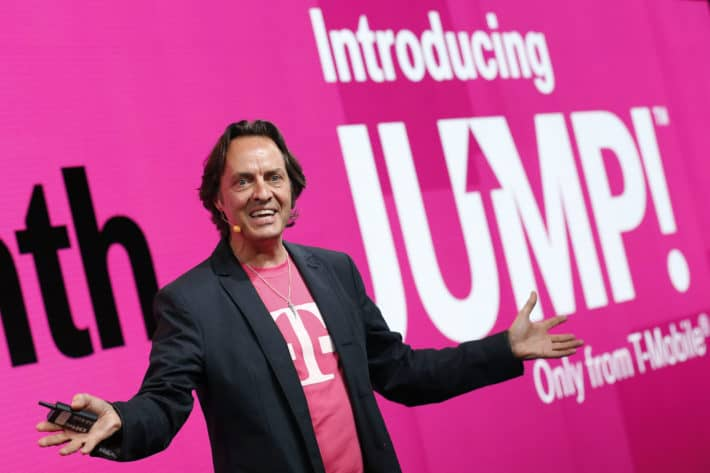 Legere has More Uncarrier Tricks Up His Sleeve Next Week!