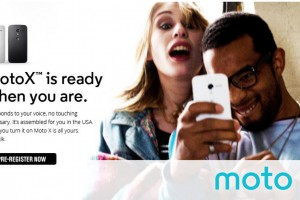 "Moto X to Be Available on Sprint for $199; ""Coming Soon"""