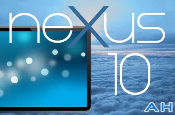 AH Nexus 10