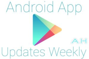 Android App Updates Nov. 8th Edition
