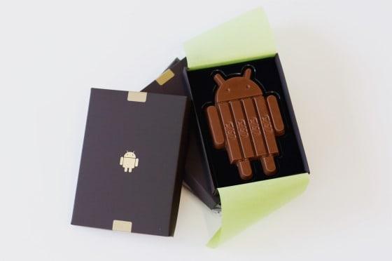 Android Kit Kat 4.4 AH 8