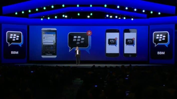 BlackBerry Live 2013 BBM App 0011