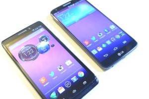 Android Phone Wars: Motorola DROID Ultra vs LG G2