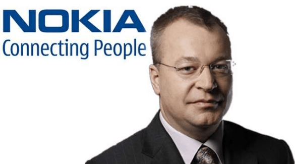 Elop and Nokia