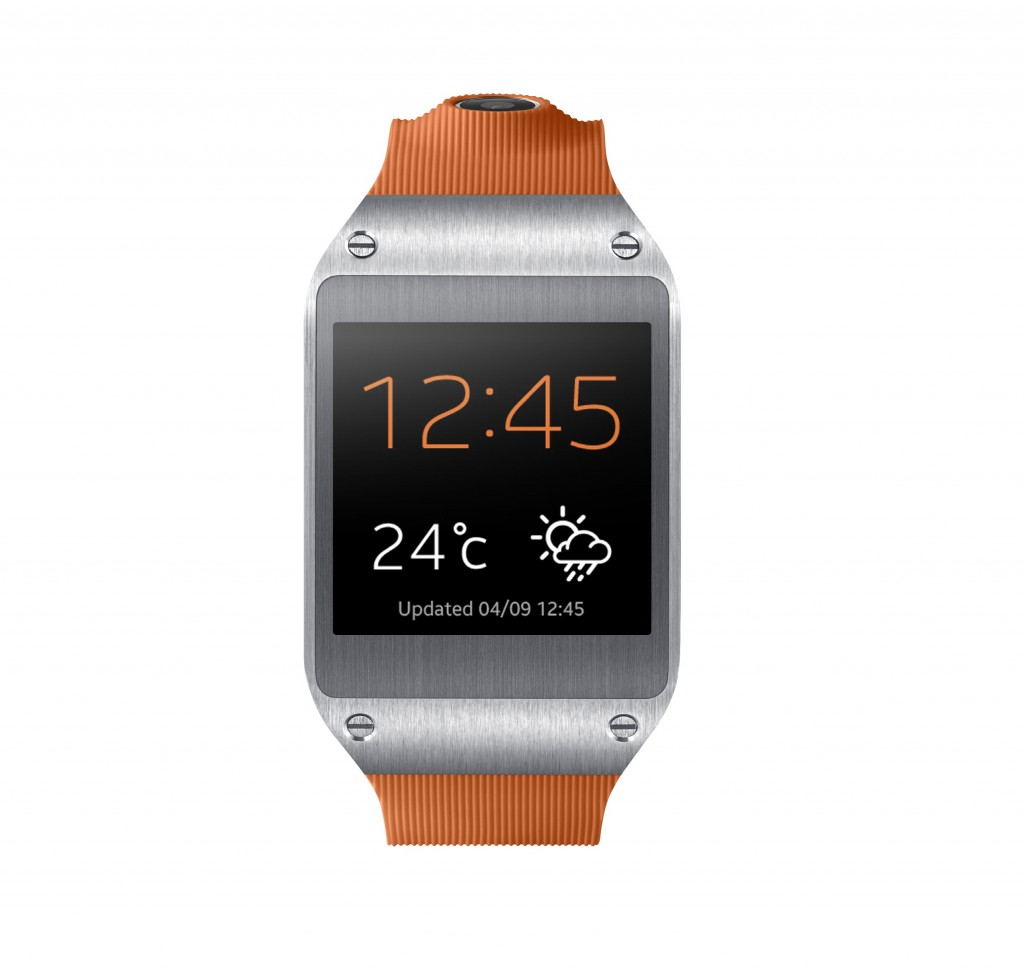 Galaxy Gear_001_Front_Wild Orange