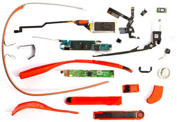 Google Glass Breakdown