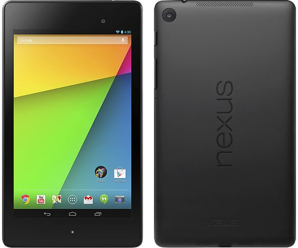 Google Nexus 7 2 3