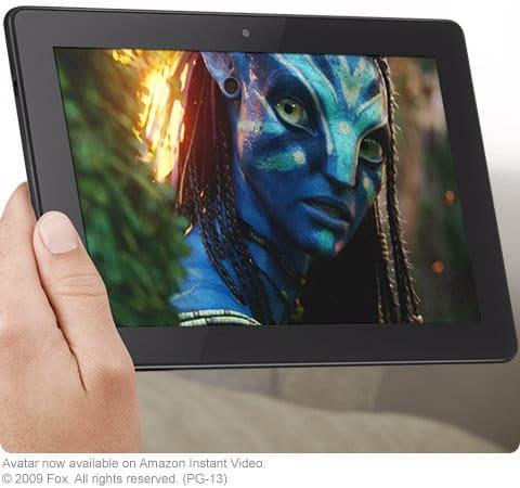 Kindle Fire HDX 8.9 number 2