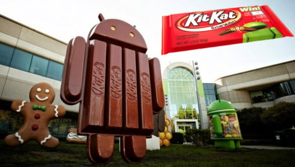 Kit Kat Android 4.4
