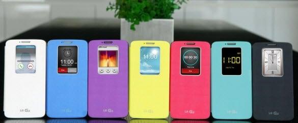 LG G2 Quick Window Case