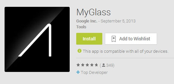 MyGlass App